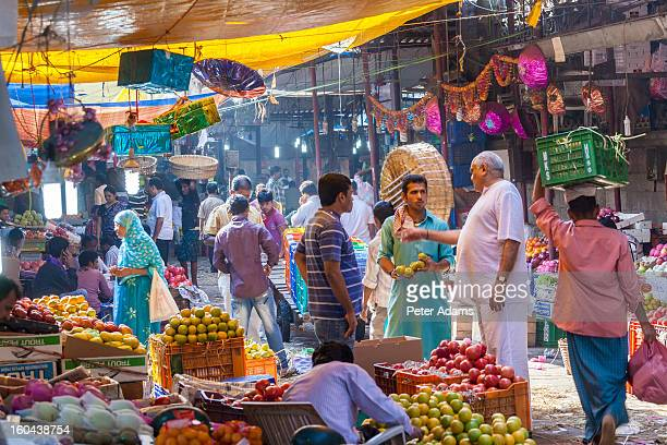 Crawford Market, Mumbai, India