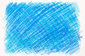 Crayon scribble background