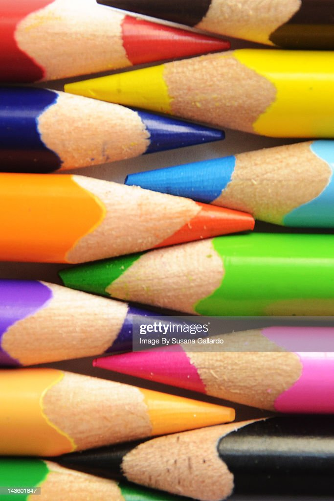 Crayons : Stock Photo