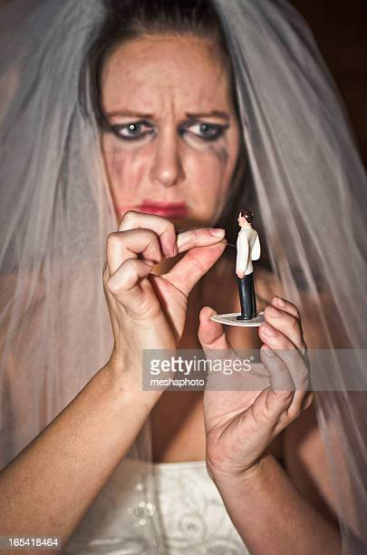 Crazy Bride Casting A Spell On Her Unfortunate Future Husband