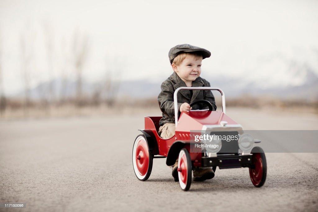 Crazy Driver : Stock Photo