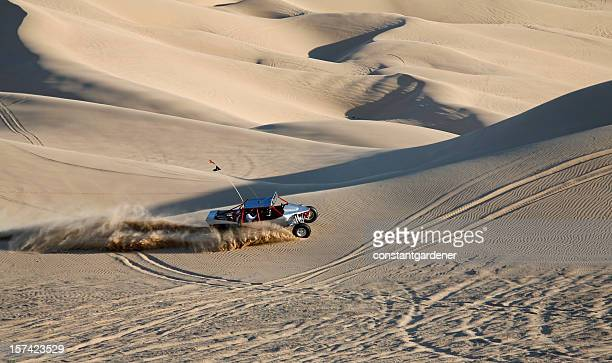 Crazy Fun In The Sand Dunes