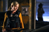 CHASE 'Crazy Love' Episode 110 Pictured Kelli Giddish as Annie Frost