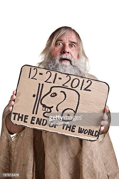 Crazy Man Of 2012