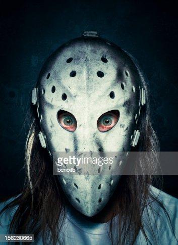 Crazy Masked Man