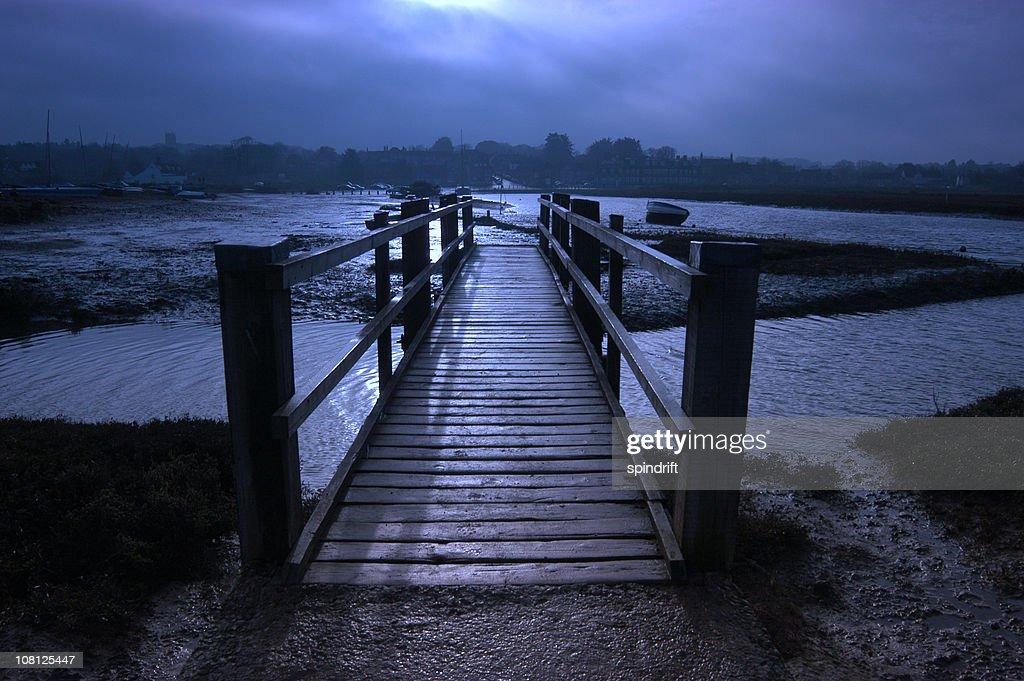 Creaky Bridge : Stock Photo
