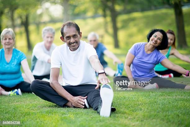 Creasing Flexibility Through Yoga