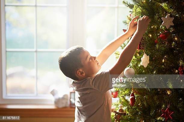 Creating a Christmas tree masterpiece