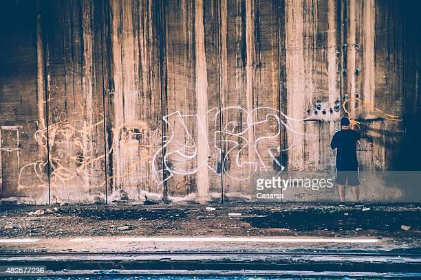 Criar um grafitti
