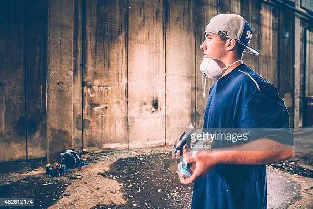Crear un grafitti