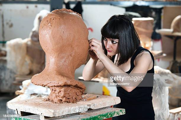 Creating Sculpture