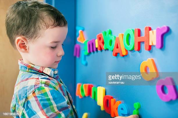 Création de mots