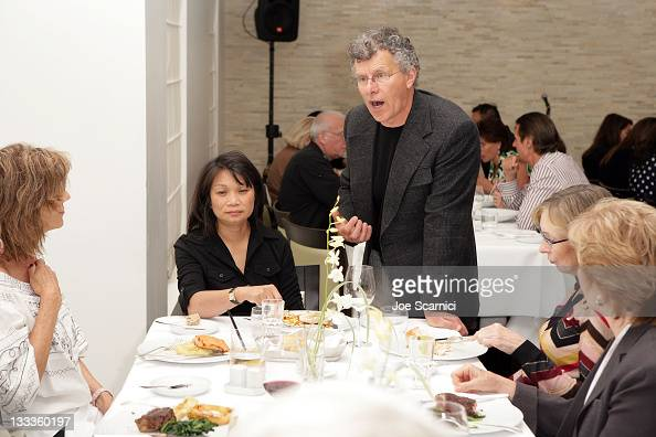Creation director Jon Amiel attends the 52/7 Lunch at Sassafraz during the 2009 Toronto International Film Festival on September 11 2009 in Toronto...