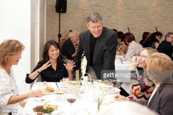 'Creation' director Jon Amiel attends the 52/7 Lunch at Sassafraz during the 2009 Toronto International Film Festival on September 11 2009 in Toronto...
