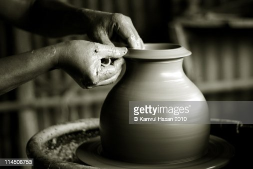 Creation of Pottery