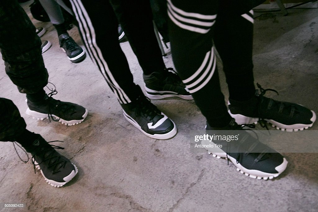 adidas backstage italia
