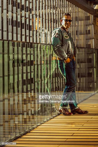 Creative director for Uniqlo Naoki Takizawa is photographed for Madame Figaro on January 13 2016 in Tokyo Japan PUBLISHED IMAGE CREDIT MUST READ...