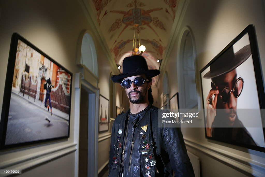 Creative director Harris Elliott poses for a photograph at the 'Return of the Rudeboy' exhibition at London's Somerset House on June 12, 2014 in London, England. The exhibition opens tomorrow and features over 60 photographs, shot by Dean Chalkley and directed by Harris Elliott, of the new generation of Rudeboys and Rudegirls. Return of the Rudeboy runs until August 25, 2014 at Somerset House.