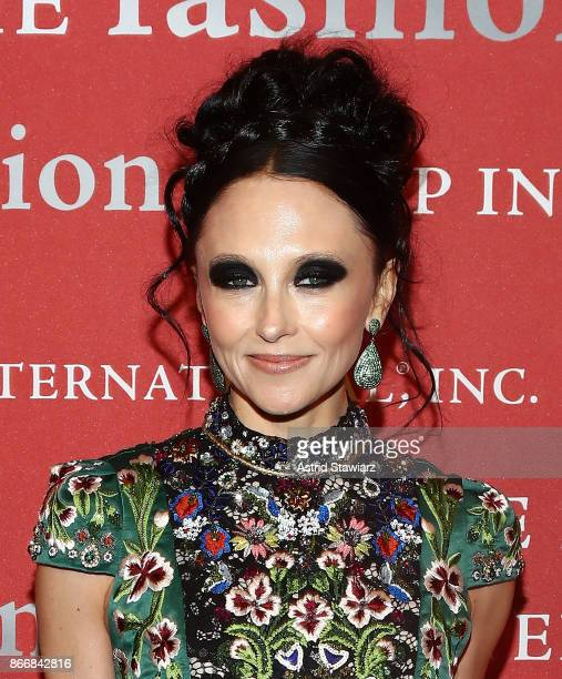 CEO Creative Director of Alice Olivia Stacey Bendet attends the 2017 FGI Night Of Stars Modern Voices gala at Cipriani Wall Street on October 26 2017...