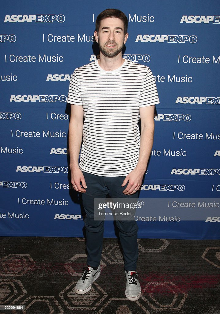 Creative Director of BRE Publishing Dave Pacula attends the 2016 ASCAP 'I Create Music' EXPO on April 28, 2016 in Los Angeles, California.