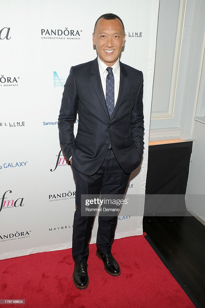 Creative Director of Elle Joe Zee attends The Daily Front Row's Fashion Media Awards at Harlow on September 6, 2013 in New York City.