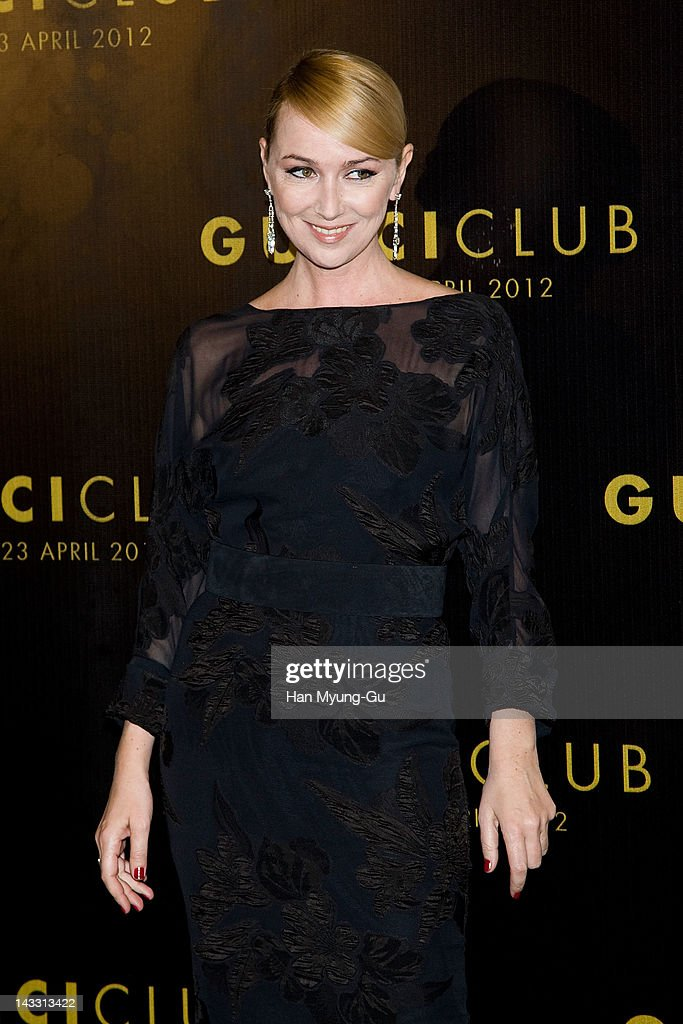 Creative Director of Gucci Frida Giannini attends the Reopening of Gucci's Seoul Flagship Store on April 23, 2012 in Seoul, South Korea.