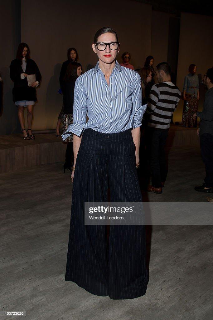 J. Crew - Presentation - Mercedes-Benz Fashion Week Fall 2015