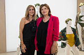 Guillermina Baeza Presents New Collection In Barcelona