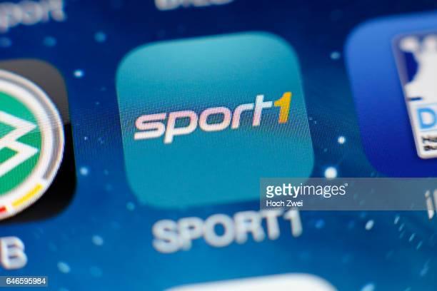 SPORT1Icon auf einem auf einem iPhone