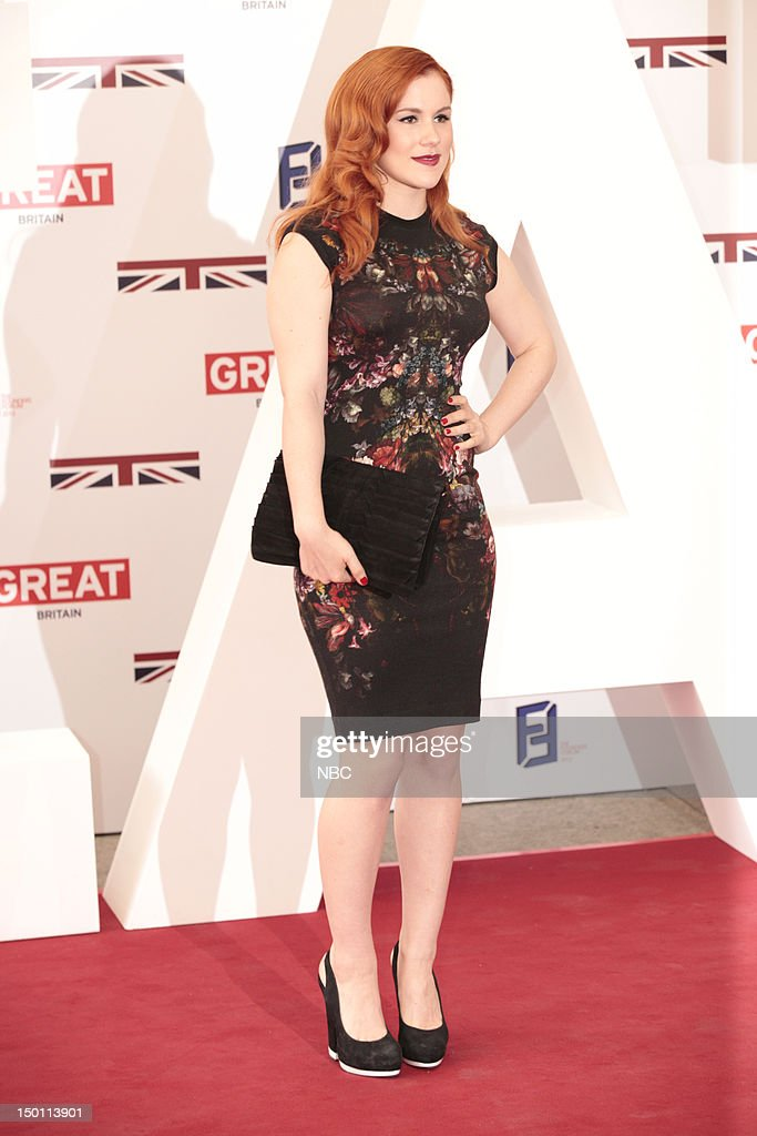 Creative Industries Reception -- Pictured: Katy B --