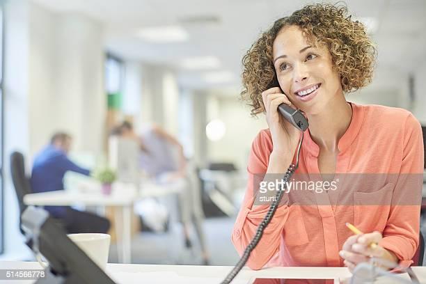 creative industry phone call