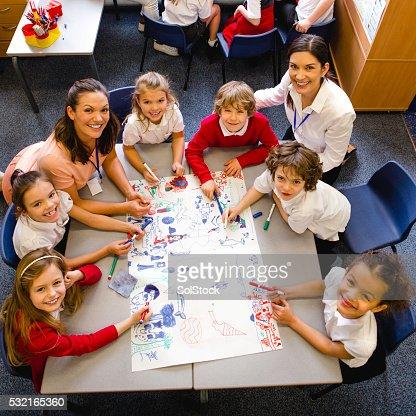 Creative para niños