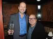 Creative Leadership Honoree/CEO of FX Networks John Landgraf and actor Danny De Vito attend Variety's New Leaders Event at Chateau Marmont's Bar...