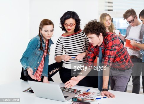 Creative Meeting : Stock Photo