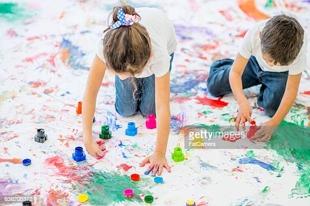 Creative Play and Painting