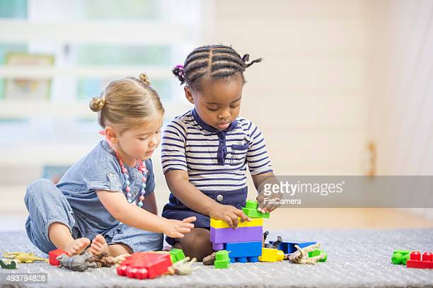 Creative Play at Preschool