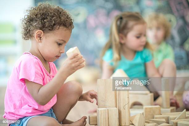 Creative Play in Preschool