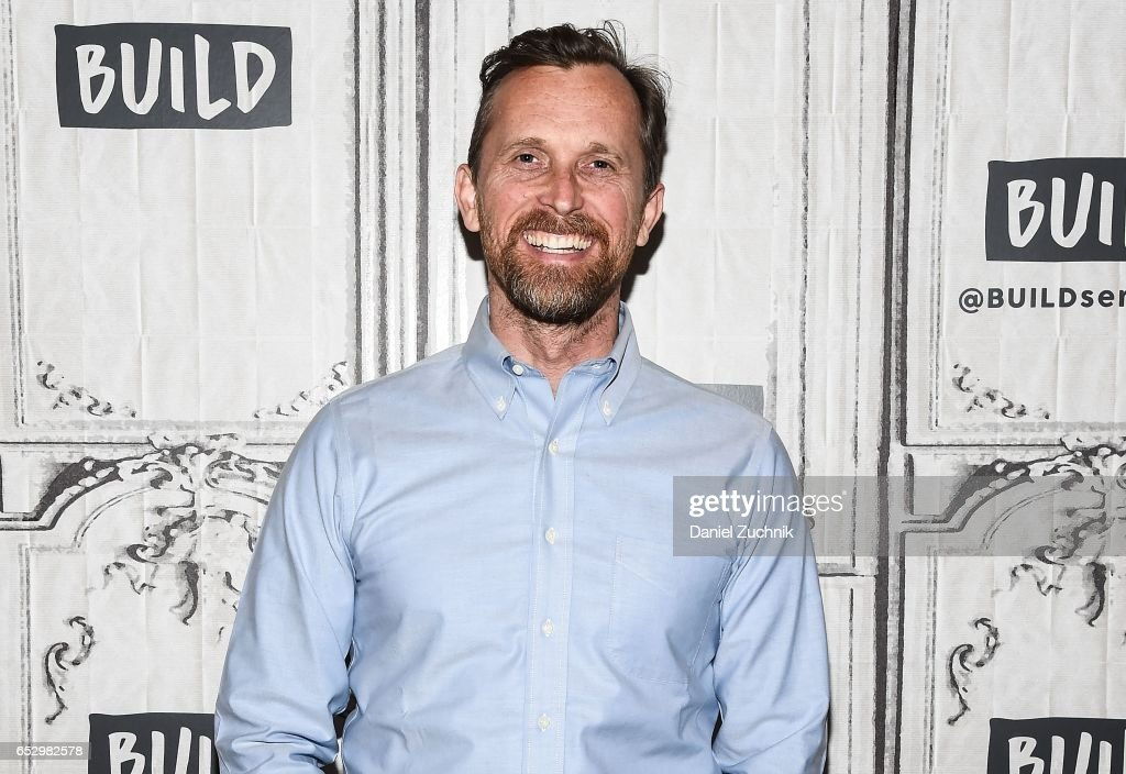 Creator Alex De Rakoff attends the Build Series to discuss the new show 'Snatch' at Build Studio on March 13, 2017 in New York City.