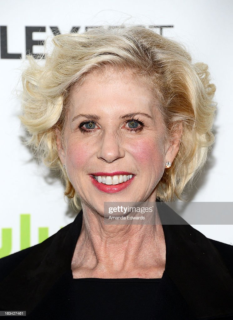 Creator and executive producer Callie Khouri arrives at the 30th Annual PaleyFest: The William S. Paley Television Festival featuring 'Nashville' at the Saban Theatre on March 9, 2013 in Beverly Hills, California.