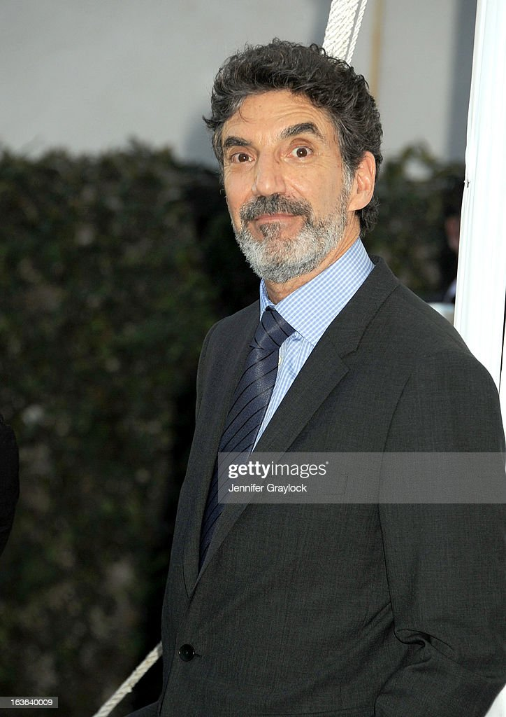 Creator and Executive Producer Chuck Lorre attends the 30th Annual PaleyFest: The William S. Paley Television Festival honors The Big Bang Theory held at Saban Theatre on March 13, 2013 in Beverly Hills, California.