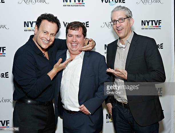 Creator and executive producer of 'Arrested Development' Mitch Hurwitz Founder and Executive Director of the New York Television Festival Terence...