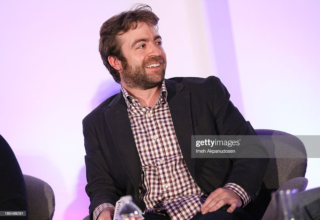 Creator & Executive Producer Derek Waters speaks onstage during the 'Hollywood Breakthrough Ellite' Panel at the Variety Entertainment and Technology Summit at Ritz Carlton Hotel on October 21, 2013 in Marina del Rey, California.