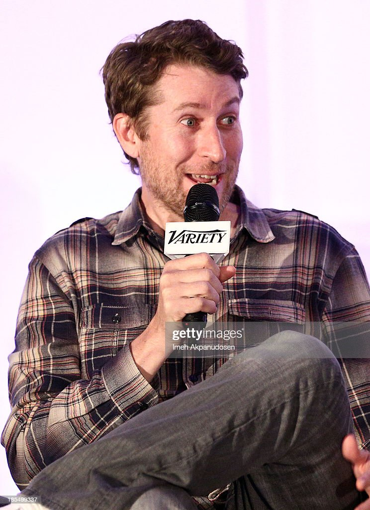 Creator & Executive Producer Scott Aukerman speaks onstage during the 'Hollywood Breakthrough Ellite' Panel at the Variety Entertainment and Technology Summit at Ritz Carlton Hotel on October 21, 2013 in Marina del Rey, California.