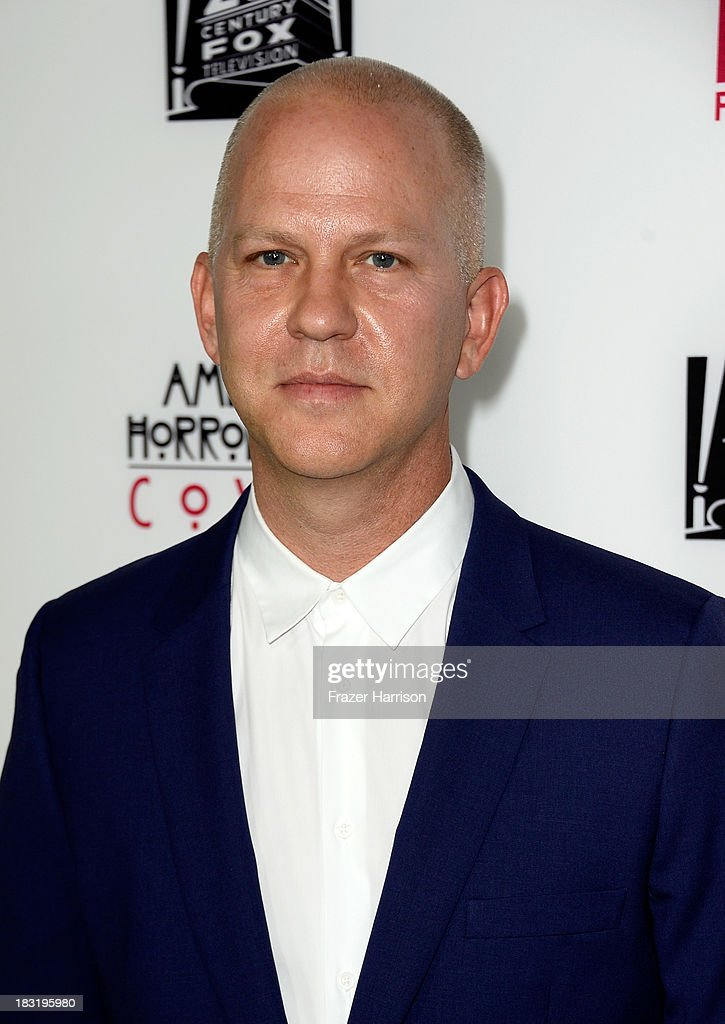 Creator, Executive Producer, writer/director Ryan Murphy arrives at the premiere of FX's 'American Horror Story: Coven' at Pacific Design Center on October 5, 2013 in West Hollywood, California.