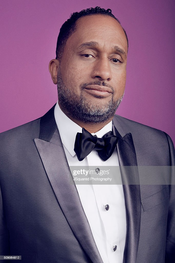 Creator of 'Blackish' Kenya Barris poses for a portrait during the 47th NAACP Image Awards presented by TV One at Pasadena Civic Auditorium on February 5, 2016 in Pasadena, California.