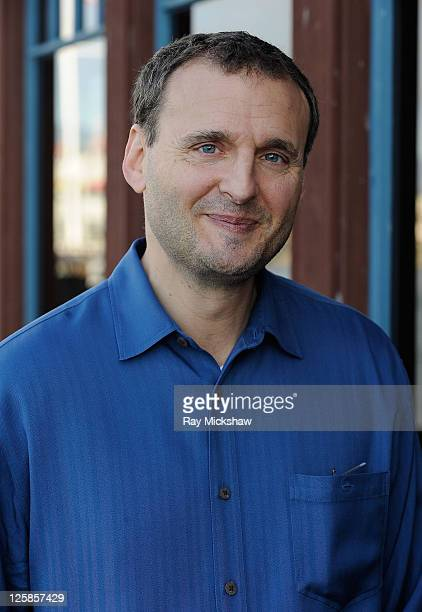 Creator of 'Everybody Loves Raymond' Phil Rosenthal attends the Filmmaker and Press Meet and Greet Breakfast at Moby Dick on January 29 2011 in Santa...