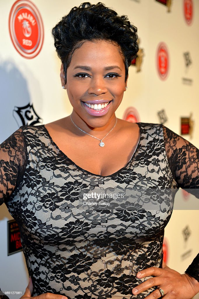 Creator of R&B Divas Nicci Gilbert attends the annual Midnight Grammy Brunch hosted by Ne-Yo and Malibu Red at Lure Nightclub on January 26, 2014 in Hollywood, California.