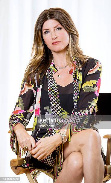 Creator of the HBO series 'Divorce' and writer/star of Amazon's 'Catastrophe' Sharon Horgan is photographed for Los Angeles Times on July 30 2016 in...