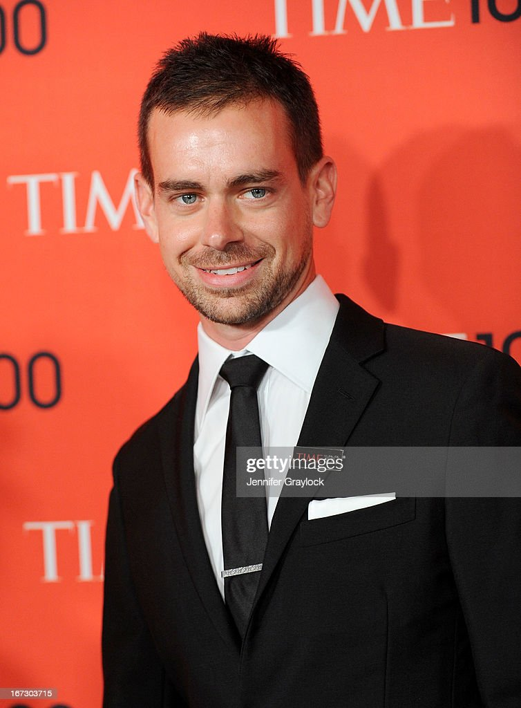 Creator of Twitter <a gi-track='captionPersonalityLinkClicked' href=/galleries/search?phrase=Jack+Dorsey&family=editorial&specificpeople=5818892 ng-click='$event.stopPropagation()'>Jack Dorsey</a> attends the 2013 Time 100 Gala at Frederick P. Rose Hall, Jazz at Lincoln Center on April 23, 2013 in New York City.