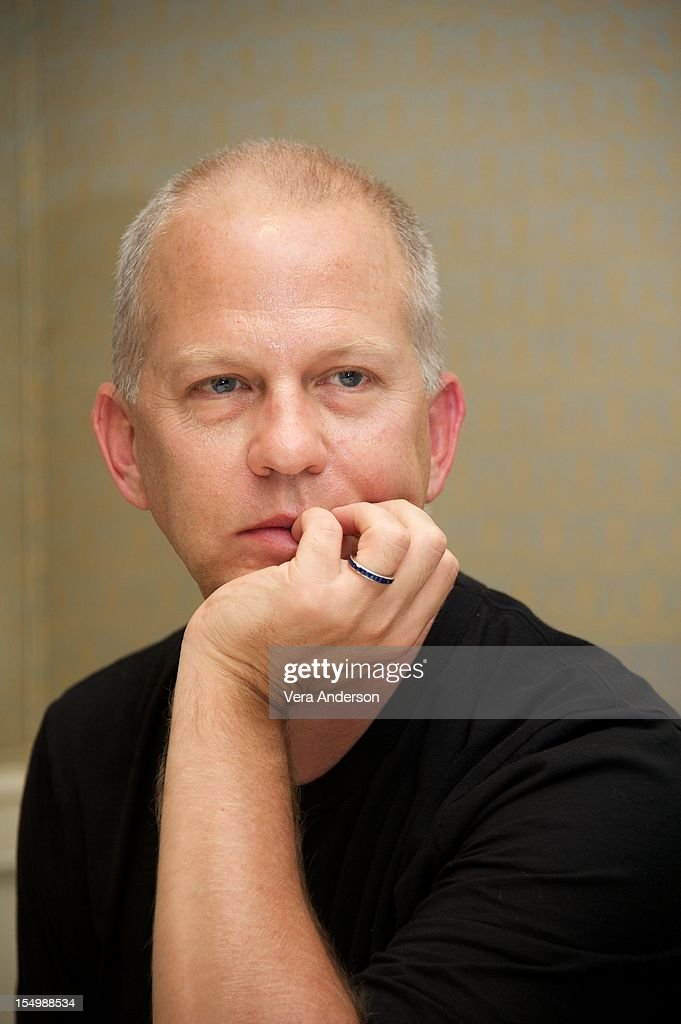 Creator Ryan Murphy at 'The New Normal' Press Conference at the Four Seasons Hotel on October 26 2012 in Beverly Hills California